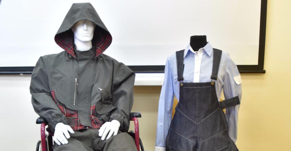 Российские инженеры показали мембранную умную одежду для людей с инвалидностью