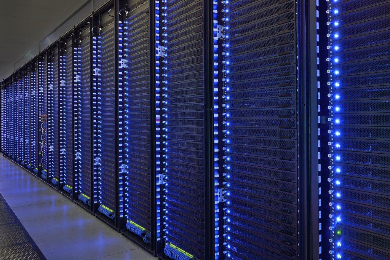 Большая часть суперкомпьютеров теперь находится в Китае