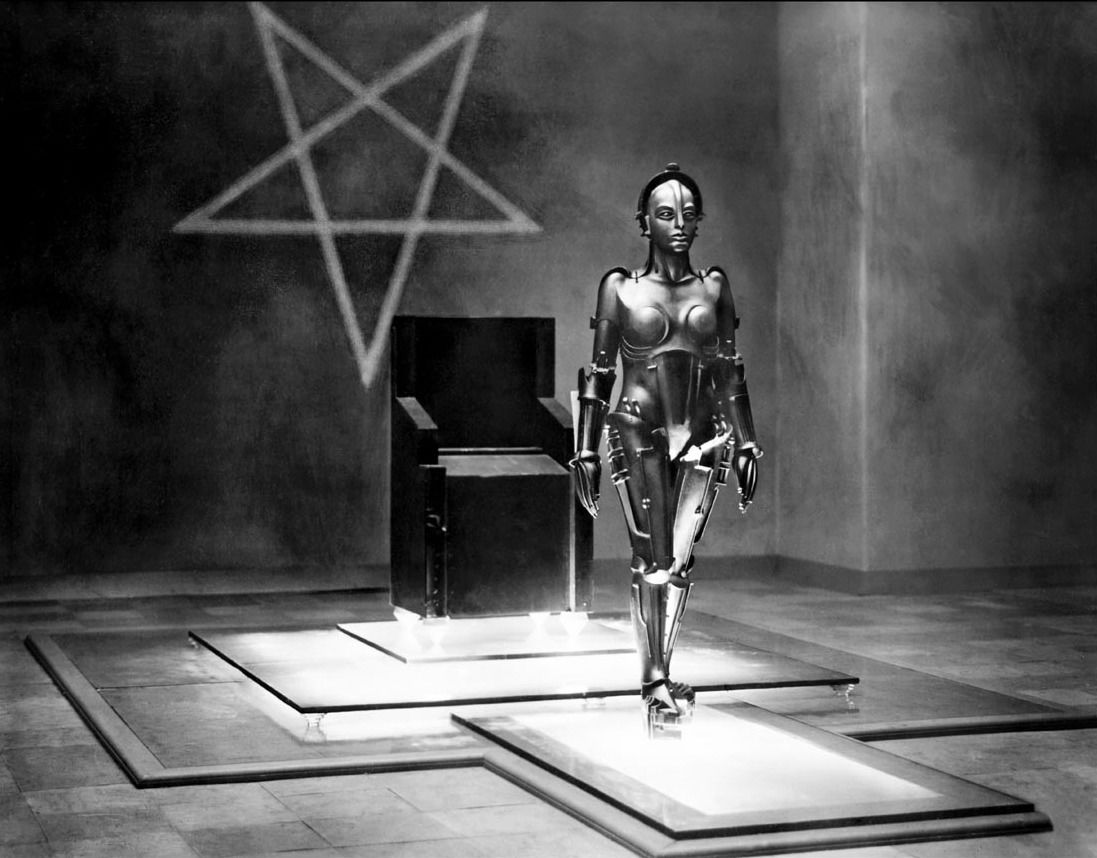 Изобрели сексуального робота