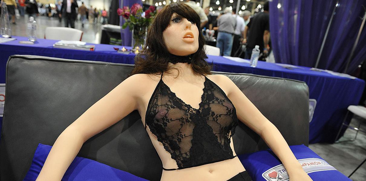 Робот для секса википедия