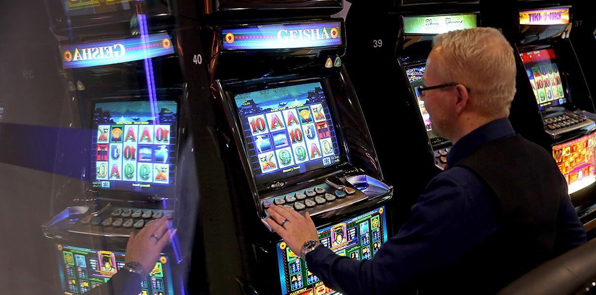 Игровые автоматы играть резидент