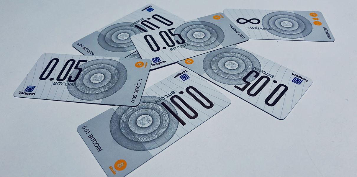 Умные банкноты от Tangem сделают криптовалюты массовыми