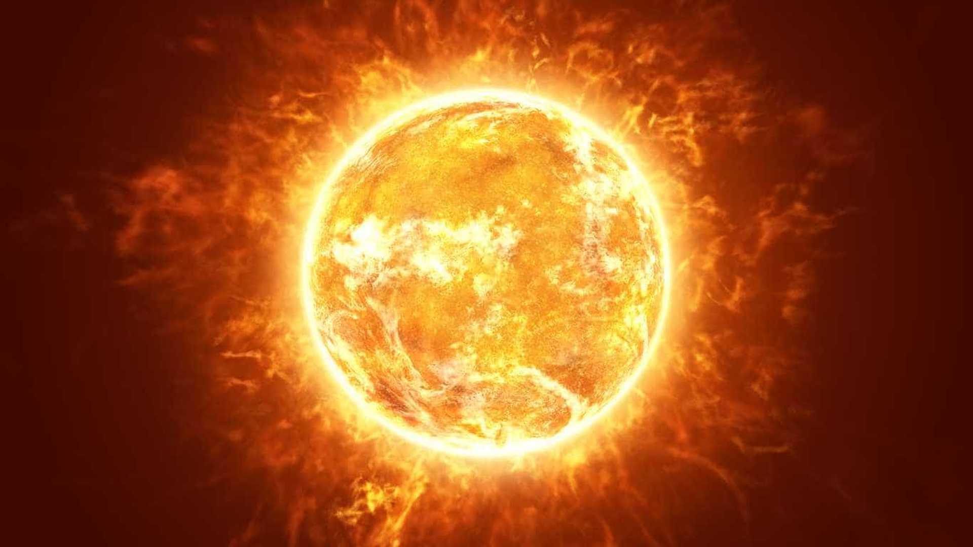 панели картинки огненного солнца чтобы