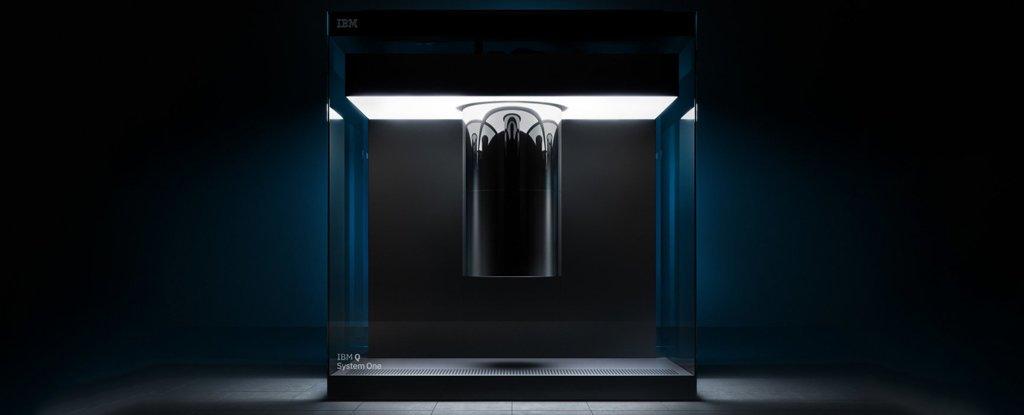 Картинки по запросу IBM представила первый коммерческий квантовый компьютер