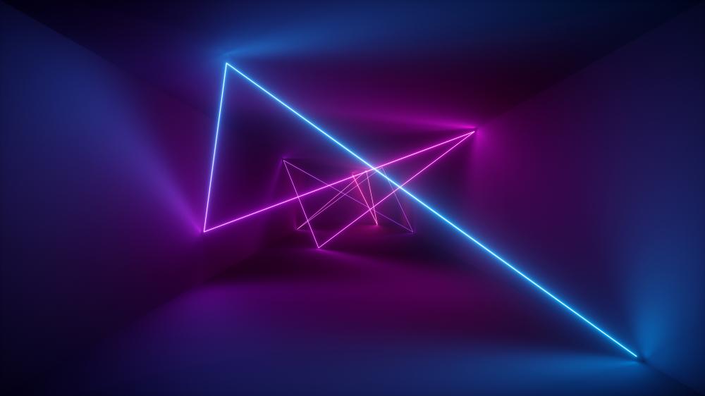 Физики создали лазер, луч которого способен проходить через белые стены