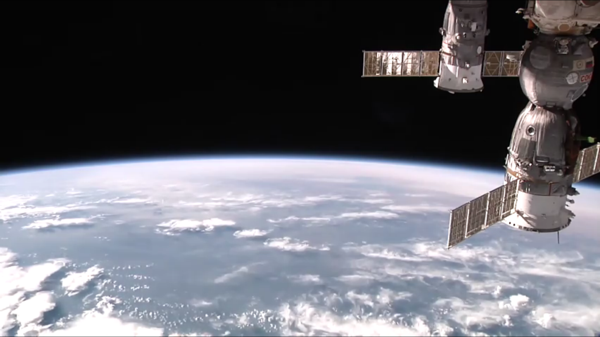 space station live feed - HD 1920×1080