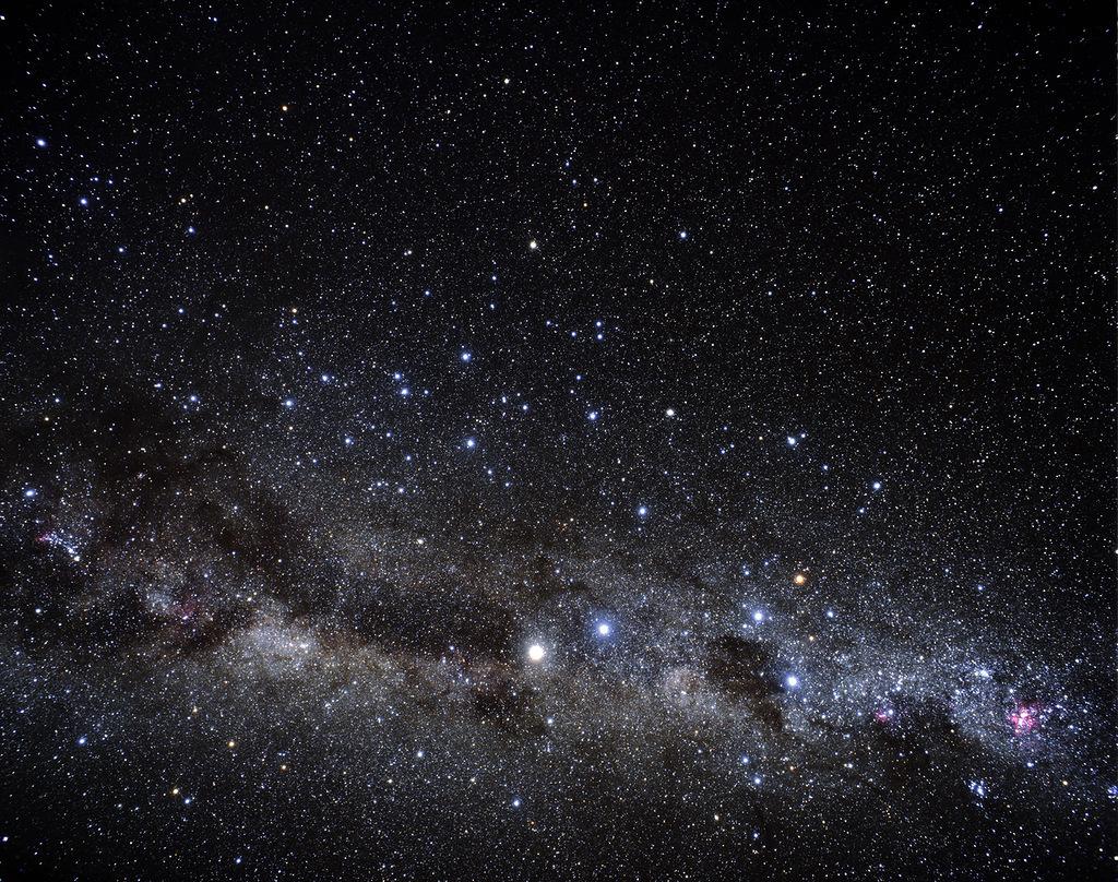 Картинка звездное небо в хорошем качестве, днем рождения