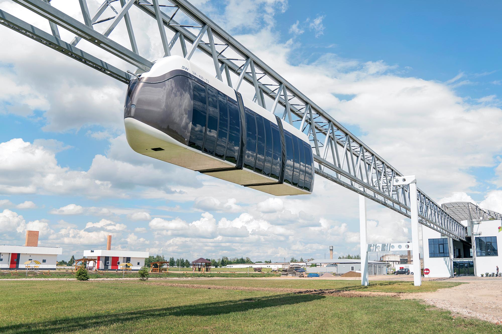 струнный транспорт skyway