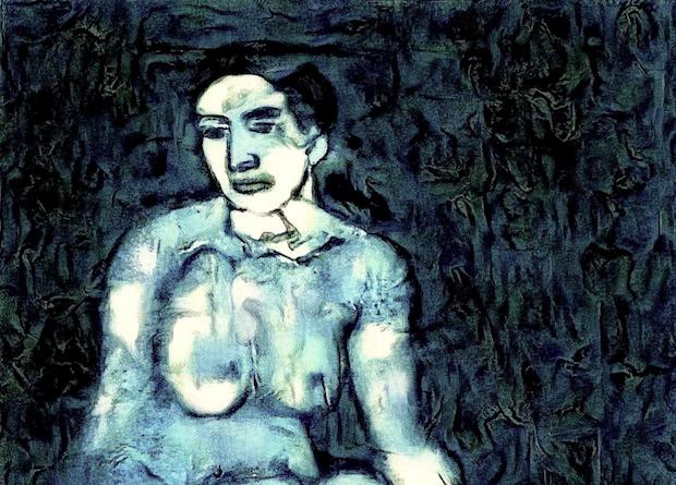 Нейросеть научили восстанавливать закрашенные картины Пабло Пикассо