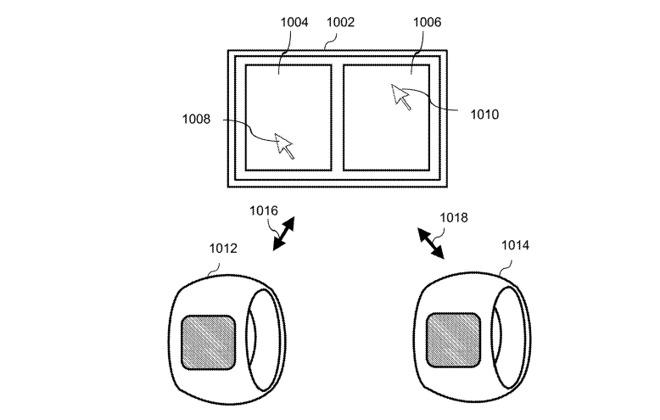 Apple запатентовала «умное» кольцо