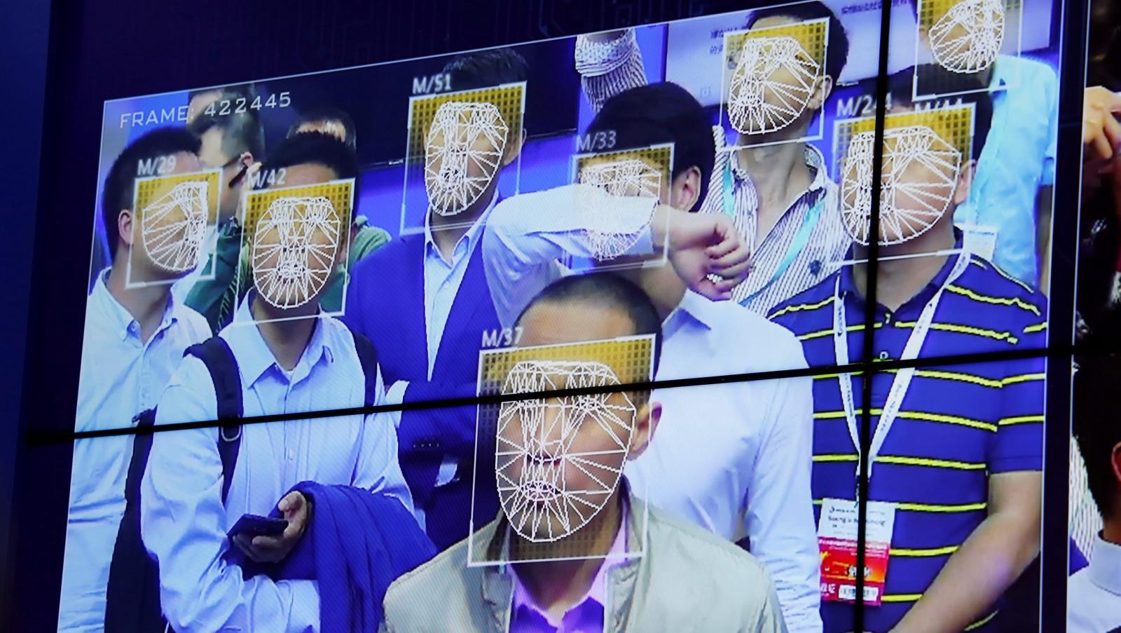 В Китае сим-карты будут продавать по биометрическим данным