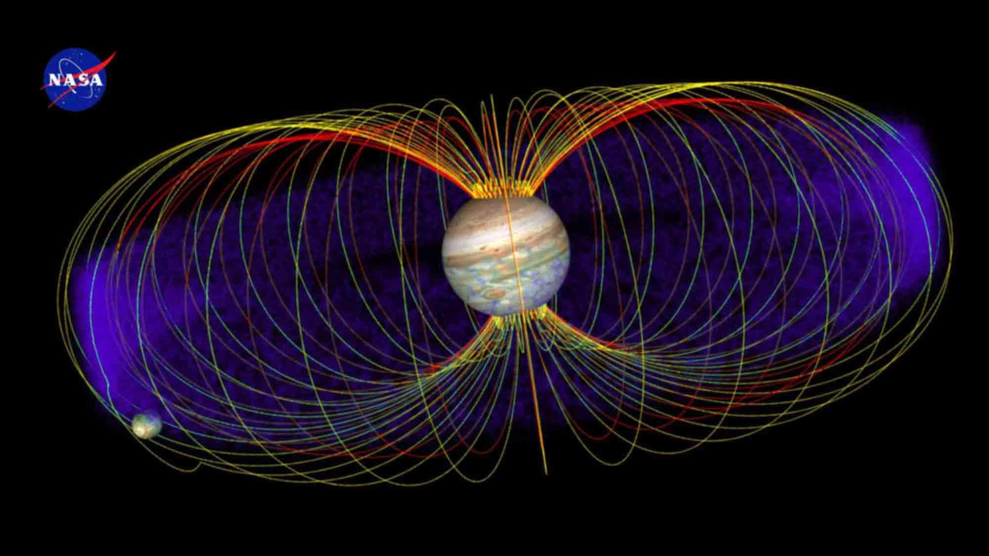 Картинки по запросу Послушайте, как бы гудела магнитосфера Земли, если бы в космосе передавались звуки