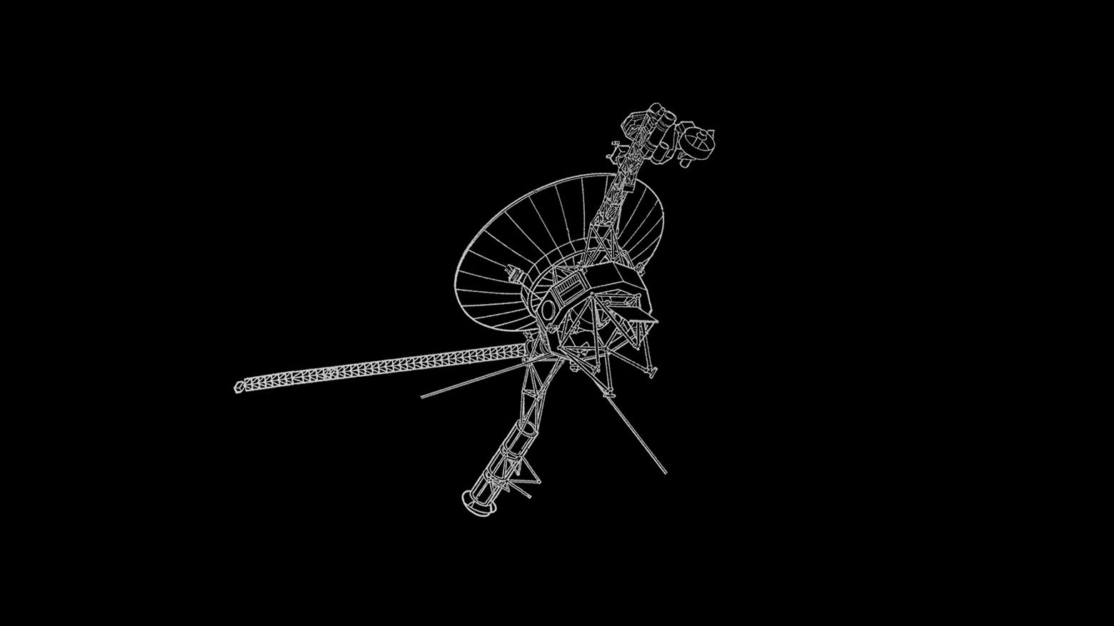 Зонд Voyager 2 открыл неоднородность и пор
