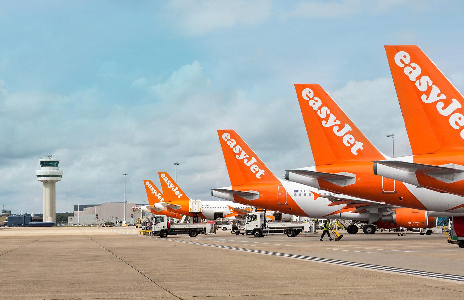 Лоукостер EasyJet станет первой в мире углеродно-нейтральной авиакомпанией