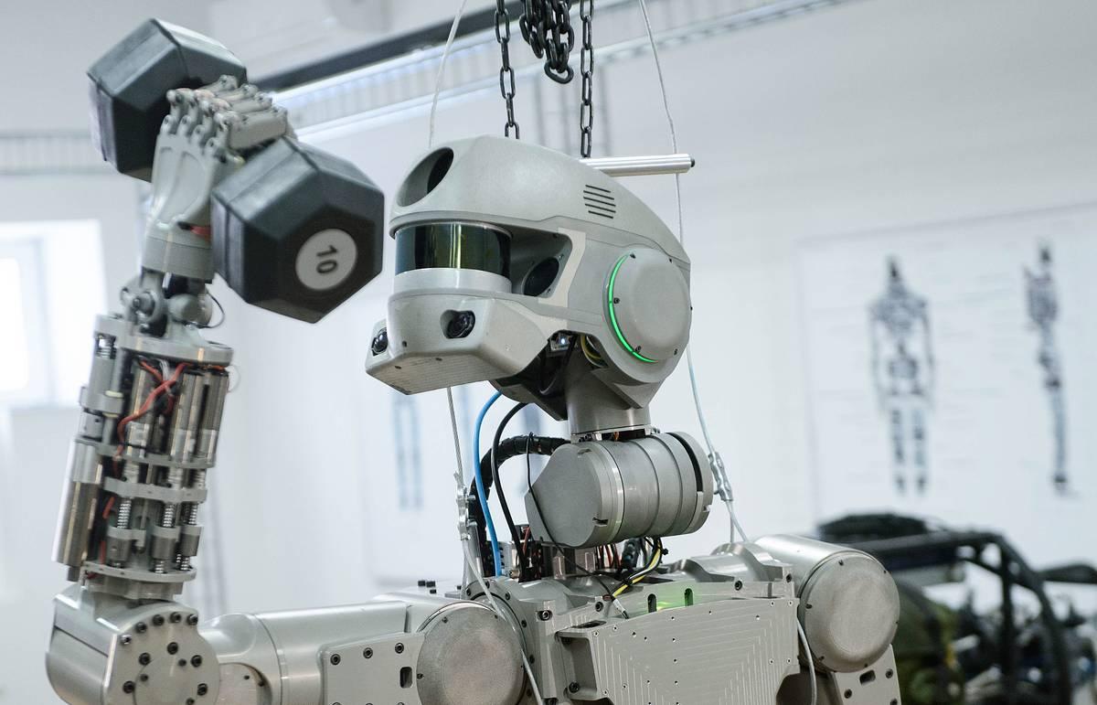 Ученые научили роботов делать выводы
