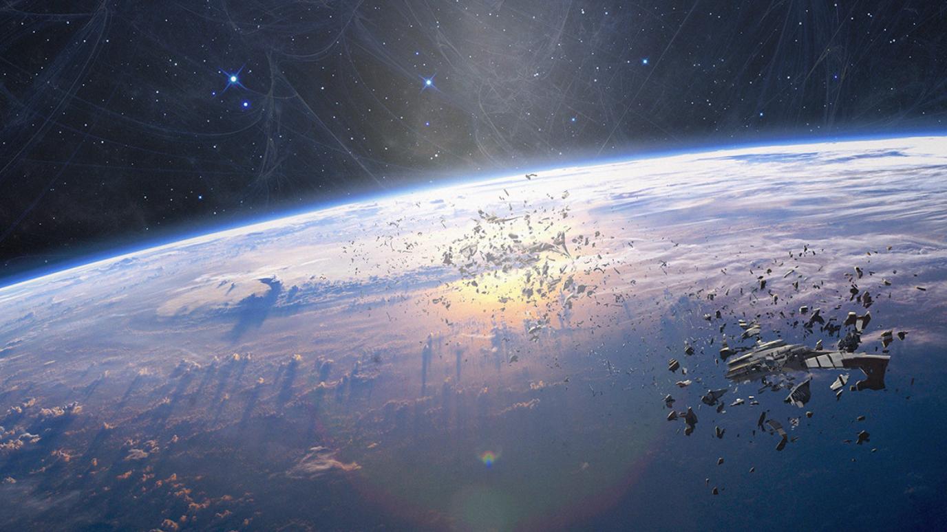 режим космический мусор картинки фото, композиции