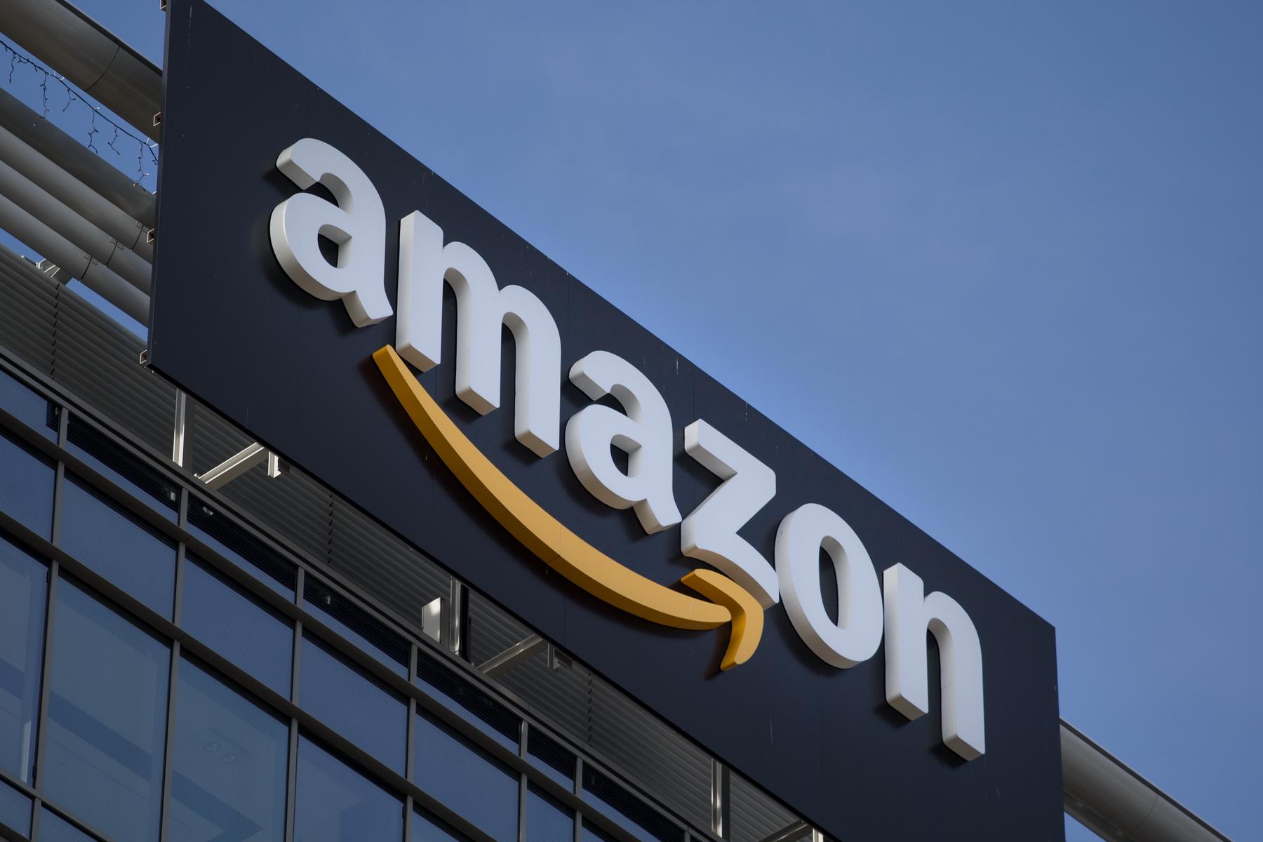 Amazon введет технологию оплаты с помощью ладони
