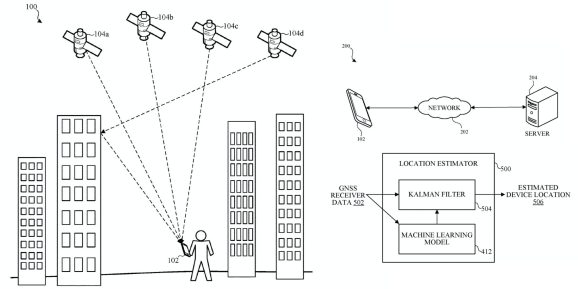 Apple запатентовала систему коррекции данных GPS с помощью ИИ