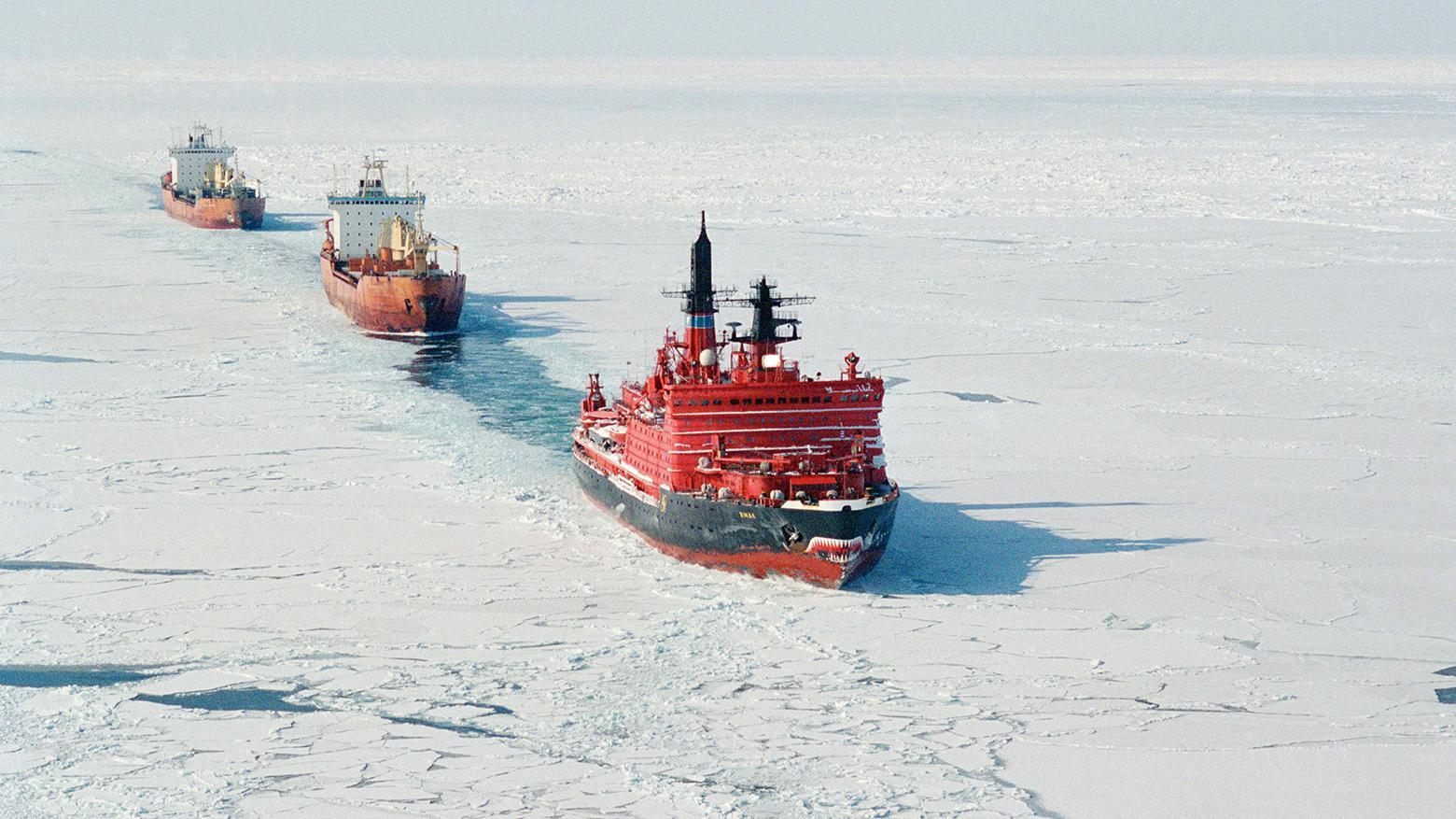 Russia, la dottrina per l'Artico che cambia