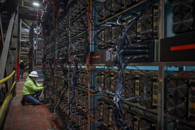 ВНью-Йорке открыта электростанция, ежедневно добывающая 50000 долларов вбиткоинах