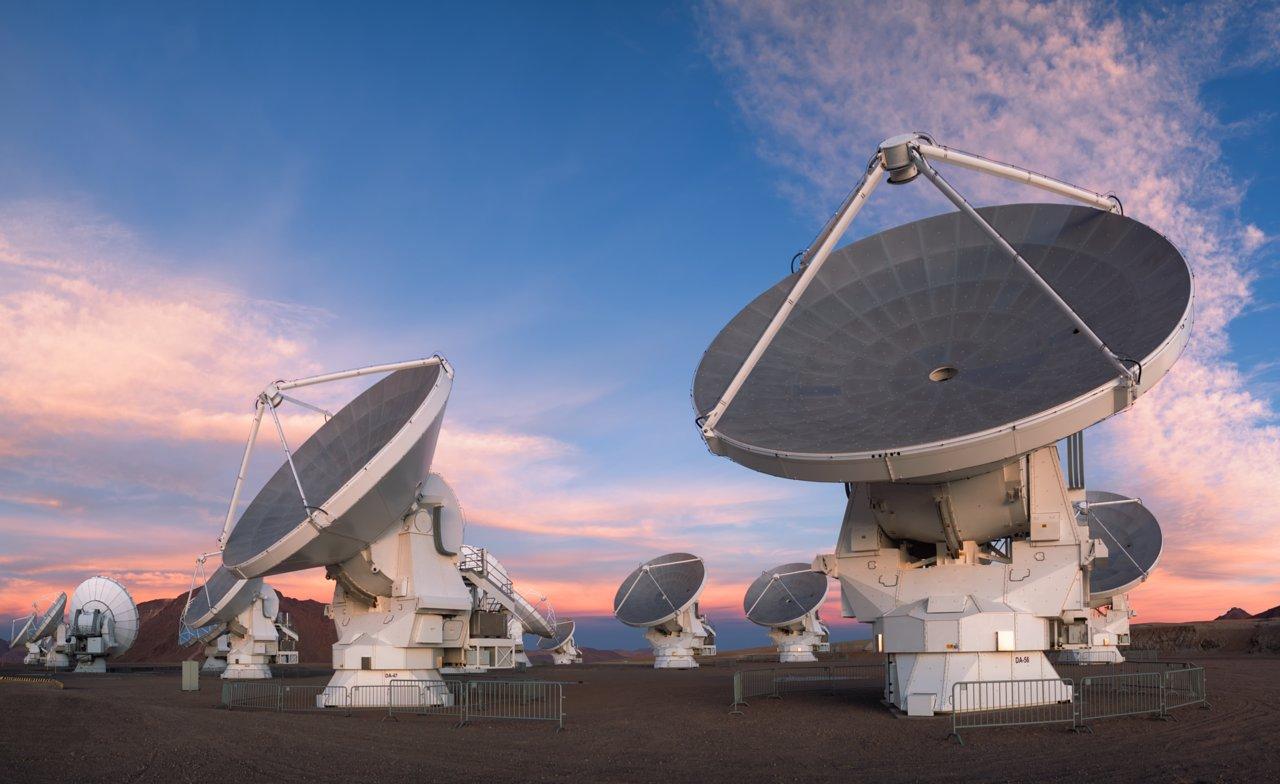 Крупнейшие телескопы в пустыне Атакама закрыли из-за коронавируса