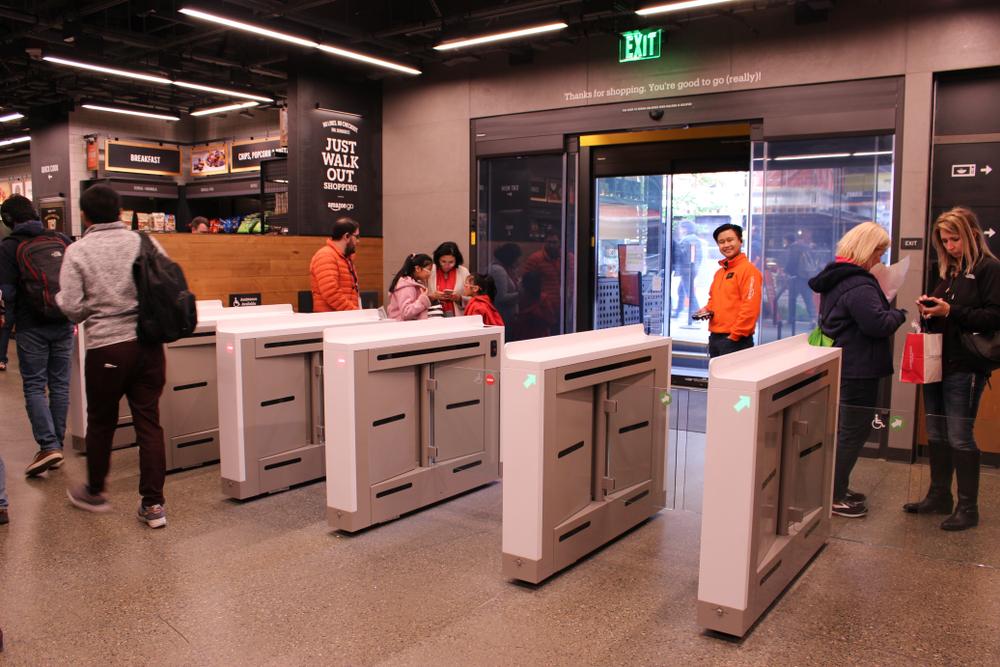 Сбербанк, Visa и «Азбука вкуса» откроют магазин без продавцов и касс