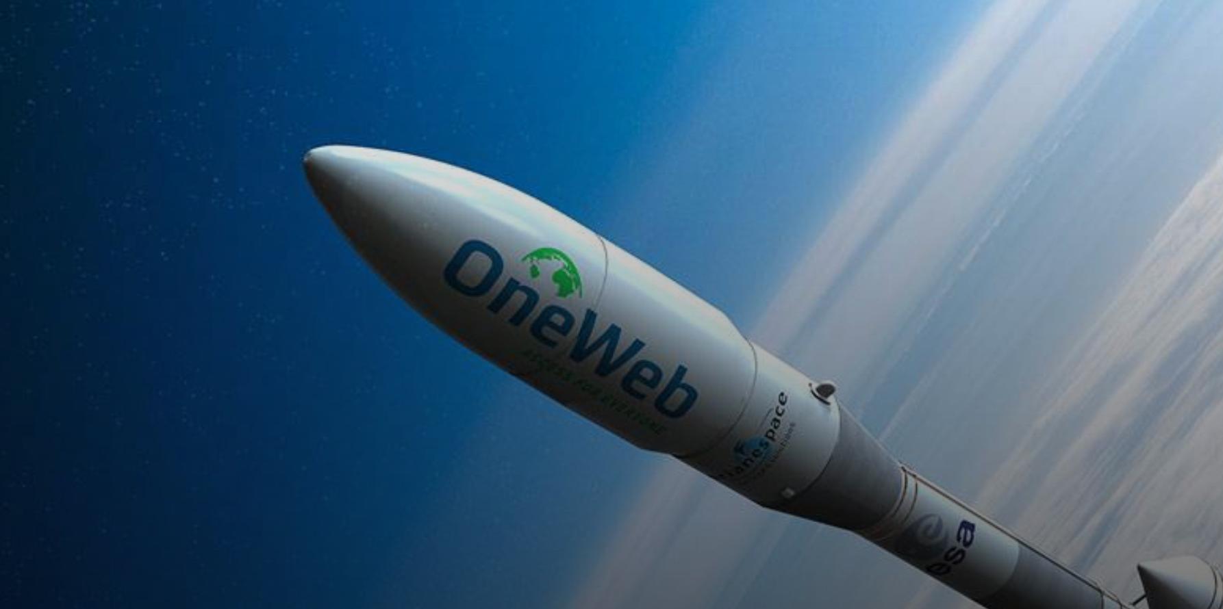 Великобритания купила долю в спутниковом операторе OneWeb