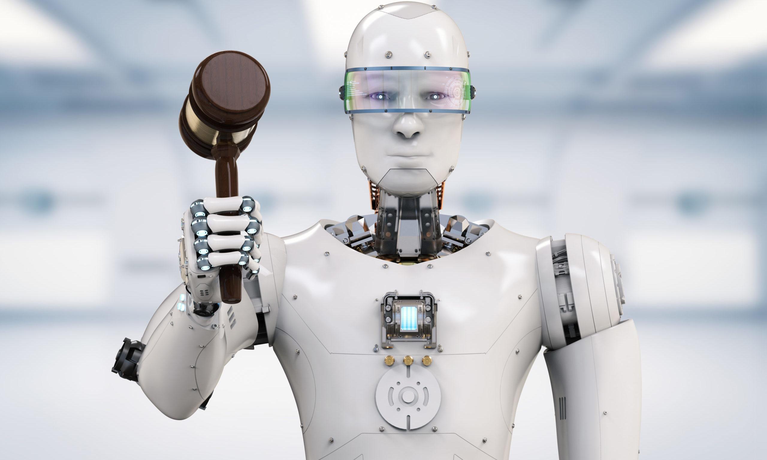 E-law в России: зачем роботам права и кто будет отвечать за их преступления