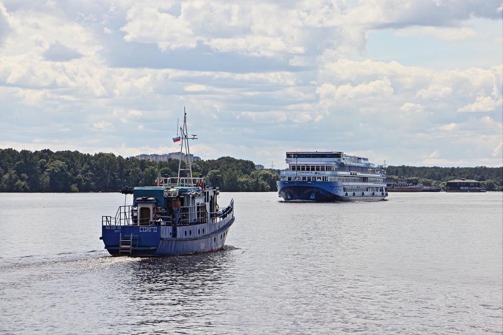 На российских морях и реках протестируют беспилотные суда