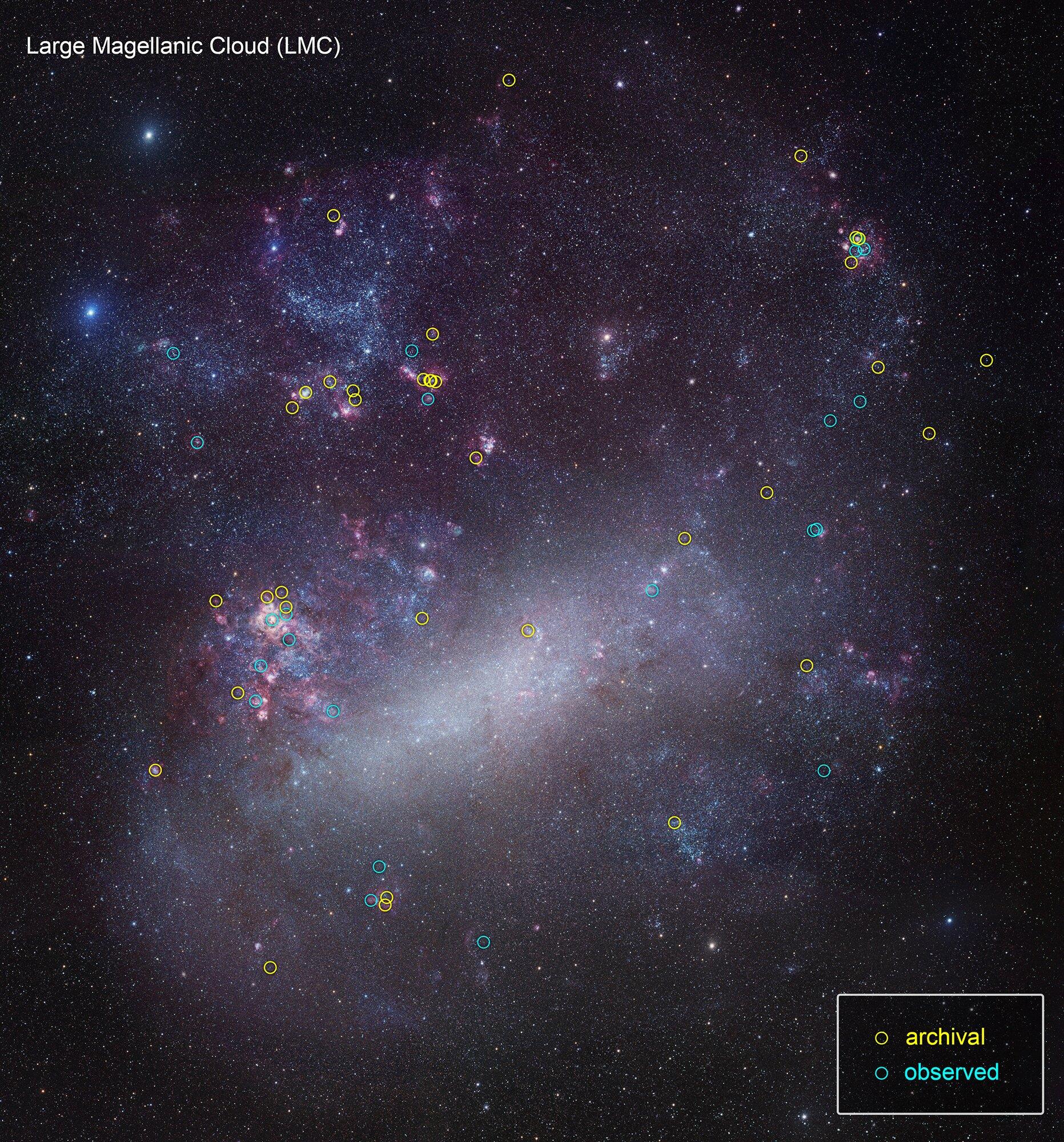 «Хаббл» запускає найбільший огляд найближчих зірок в ультрафіолетовому світлі