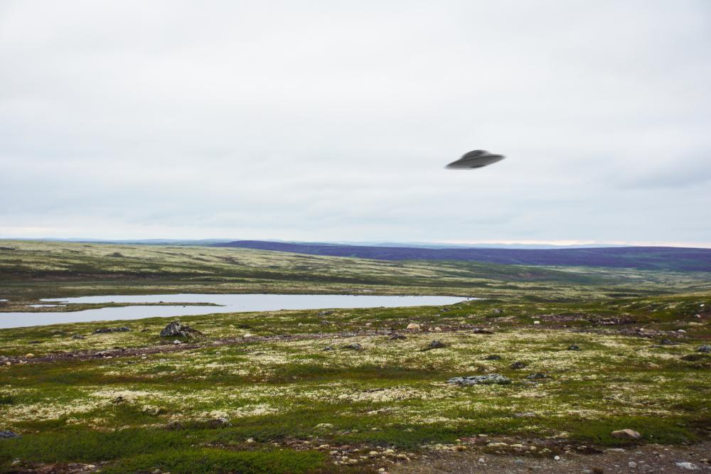 Пентагон подтвердил, что изучает вещественные доказательства существования НЛО