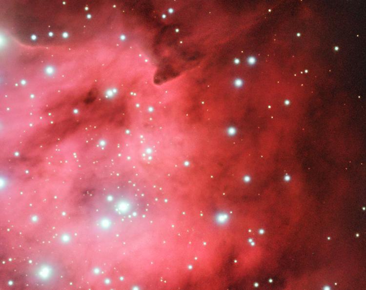 Подивіться на гігантський зоряний міхур