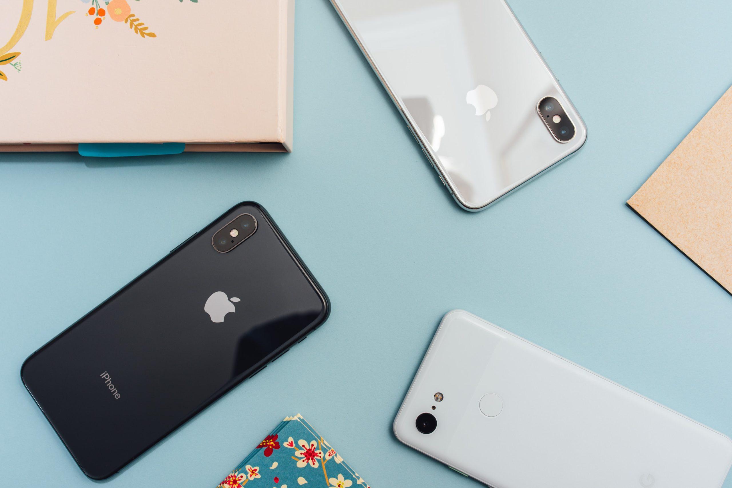 В среднем смартфоны передают личные данные пользователя каждые 4,5