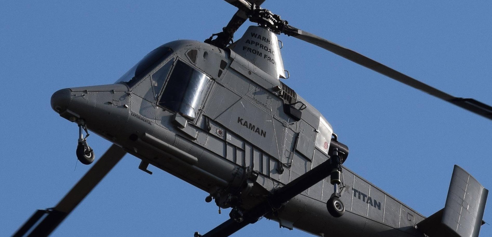 Создан первый коммерческий вертолет-тягач, которому не нужен пилот