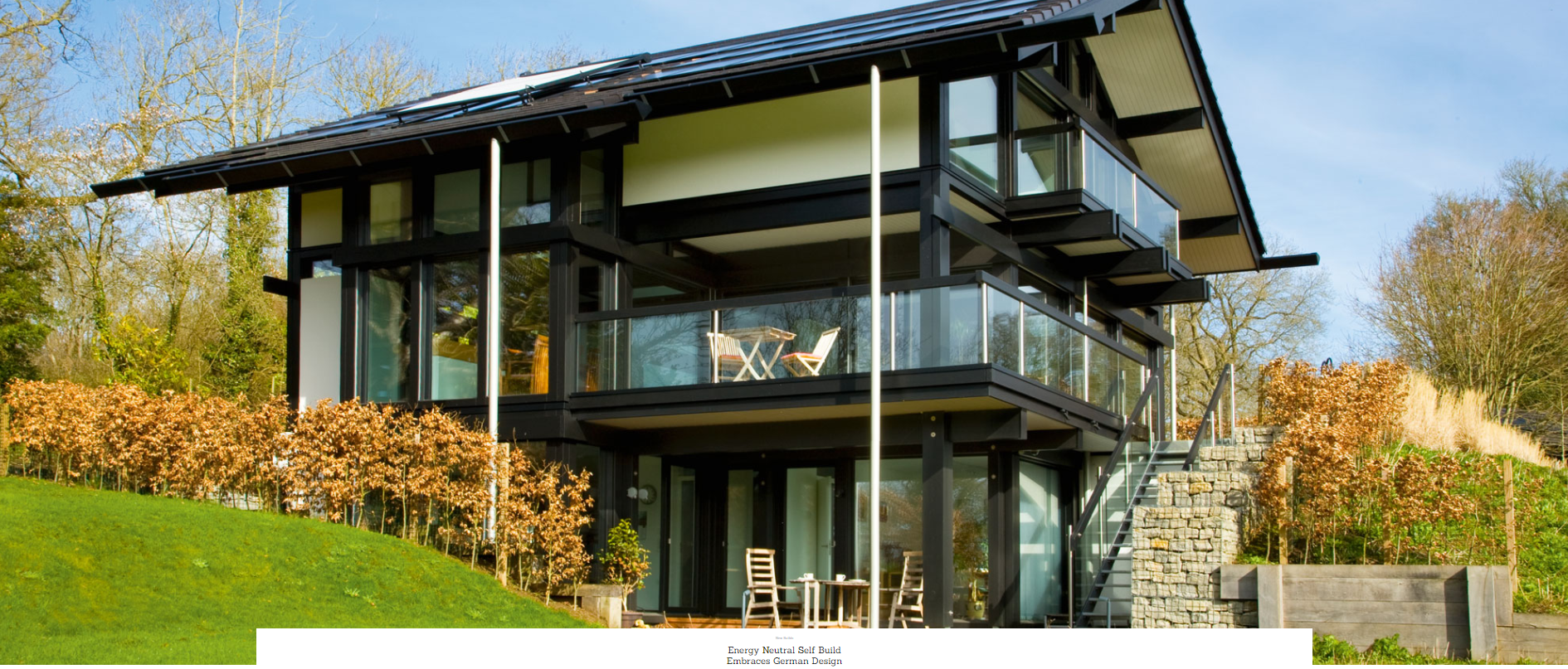 Будинок без комунальних платежів і притулок-капсула: як працюють екодома