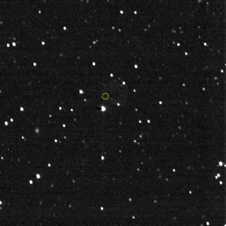 Місія «Нові горизонти» віддалилася від Землі на рекордні 7,5 млрд км