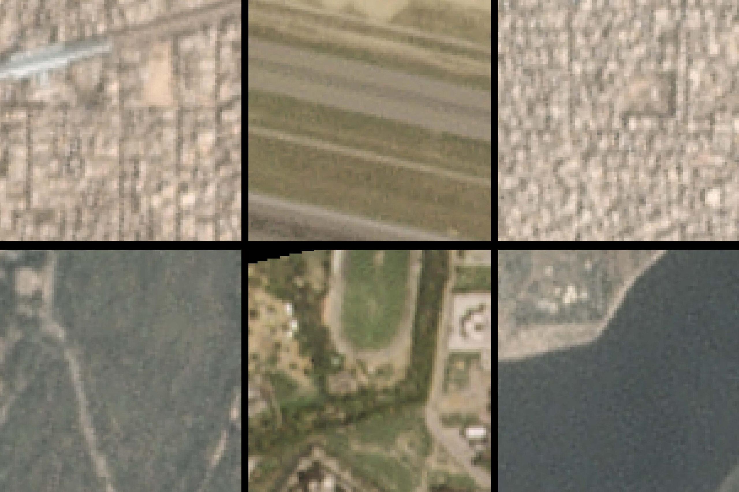ІІ визначає локальні осередки забруднення за допомогою супутникових знімків