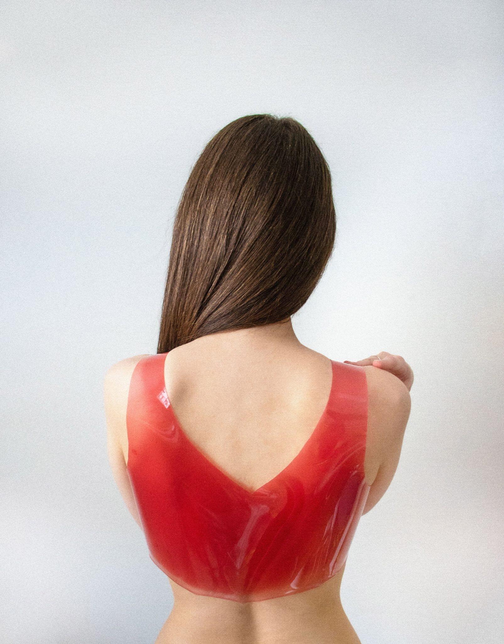Новий одяг з желе можна розплавити і змінити або утилізувати