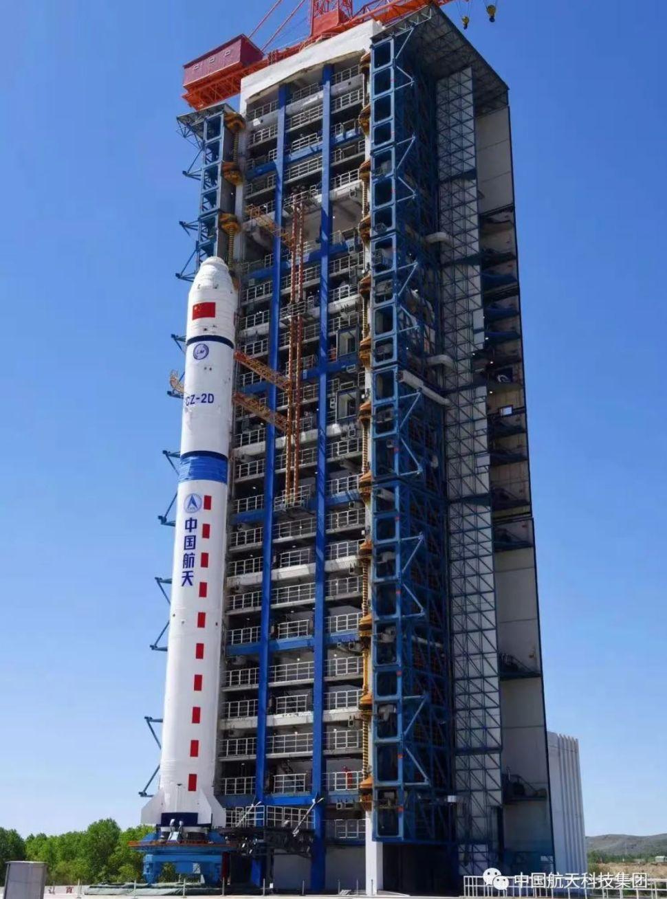 Китай запустив апарат для відстеження близьких до Землі астероїдів