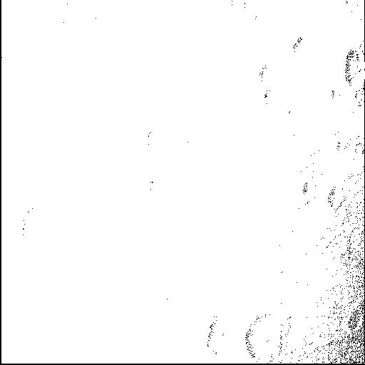 Подивіться на детальне зображення супутника Юпітера Ганімеда