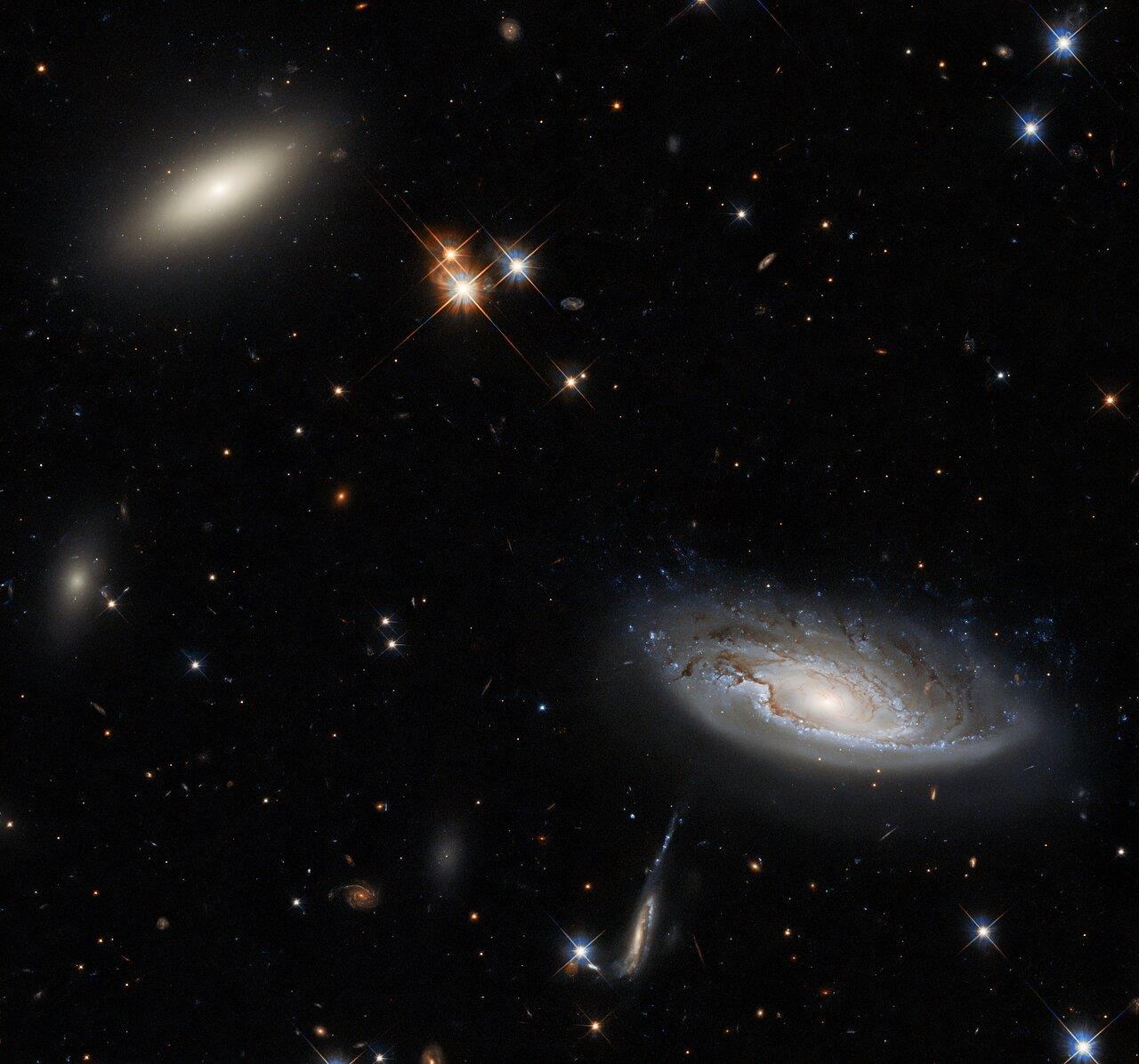 Подивіться, з чого складається скупчення галактик Персея